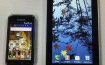 Samsung Galaxy Tab, ecco spuntare il tablet