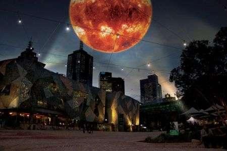 Un secondo Sole a Melbourne: incredibile opera d'arte hitech
