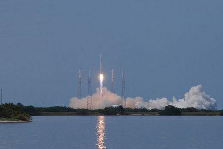SpaceX lancia con successo Falcon 9, ecco il video