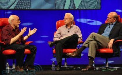 Steve Ballmer parla al D8, ecco i video