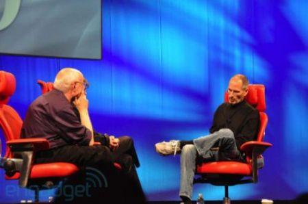 Steve Jobs: ecco l'intervista alla D8 Conference, video