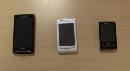 Sony Ericsson Xperia X8 si svela in un video