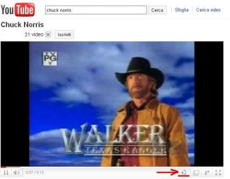 Youtube e il pulsante Vuvuzela: non cliccatelo!