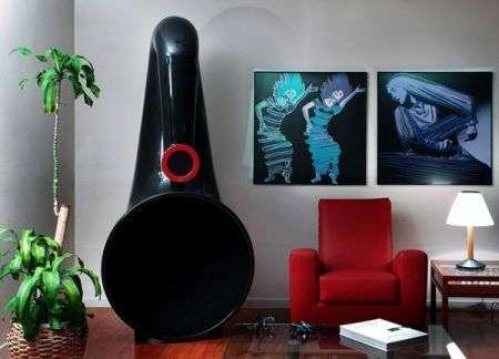 Arcadian Audio Pnoe Speaker: abnormi corni sonori, pompa il salotto!