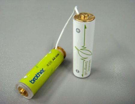 Batteria che si ricarica… a vibrazione!
