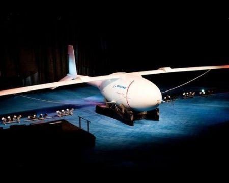 Boeing e l'aereo a idrogeno senza pilota