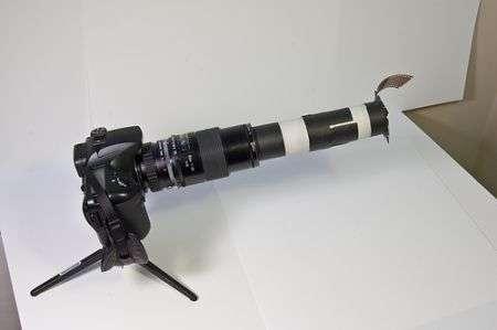 Conversione Negativi 35mm (pellicola) in digitale, curioso trucco