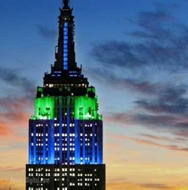 Empire State Building: con le pellicole isolanti diventa più green