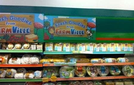 Farmville nella realtà: verdura e prodotti acquistabili da 7-Eleven!