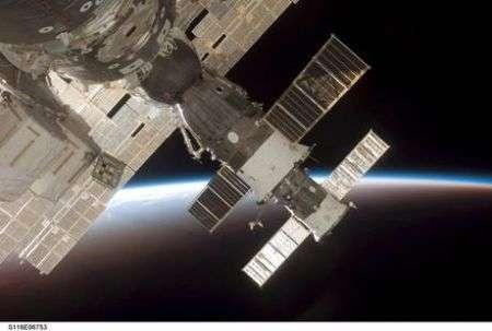 ISS e Navetta cargo russo: aggancio riuscito in orbita!