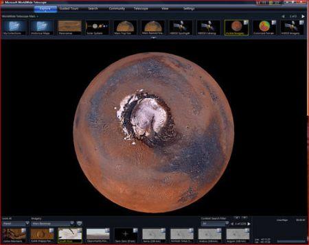 Marte come non l'avevi mai visto, esploralo in 3D!