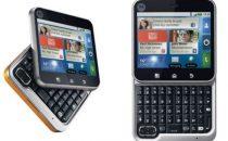 Motorola Flipout: in Italia il quadrato sociale con Android Motoblur