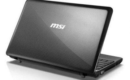 MSI Wind U250: il nuovo netbook per l'Italia