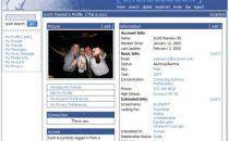 Facebook: grafico rivendica l84% delle azioni, è guerra legale