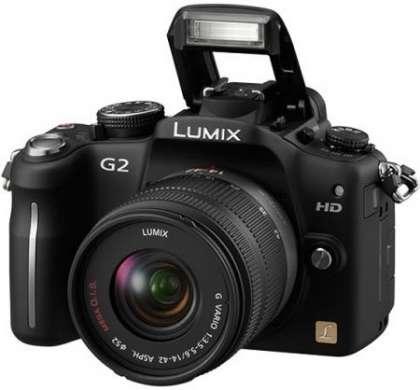 Panasonic Lumix DMC-G2: video in alta definizione e tanta qualità!