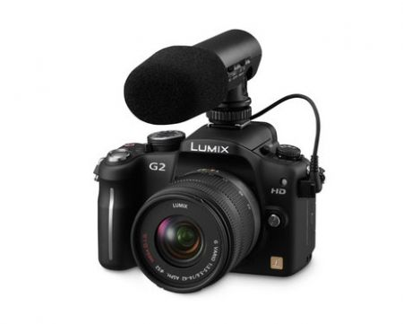 Panasonic LUMIX DMC-G2: accessori e software