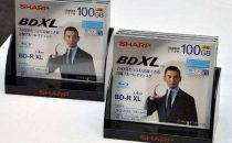 Sharp e il Blu Ray da 100GB a triplo strato