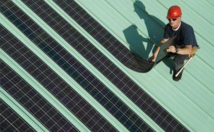 Pannelli Solari flessibili: si stendono in un attimo, subito operativi!