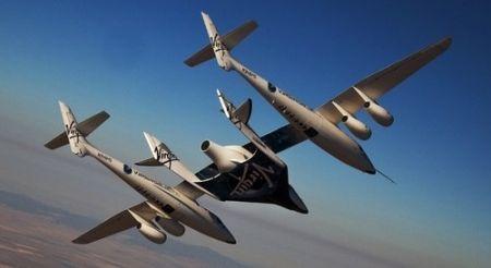 Virgin Galactic: testata la navicella per il turismo spaziale