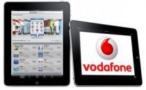 iPad 3G con Vodafone: tariffe dimezzate!