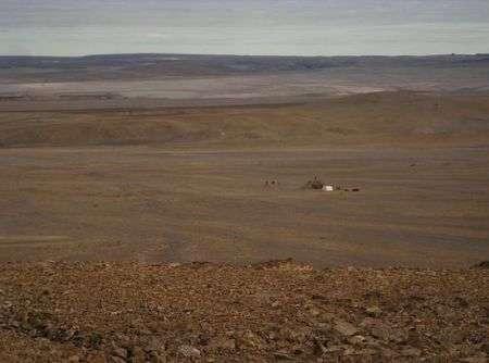 La NASA al cratere di Devon Island per simulare esplorazioni spaziali