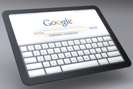 Google Chrome OS Tablet il 26 Novembre con Verizon?