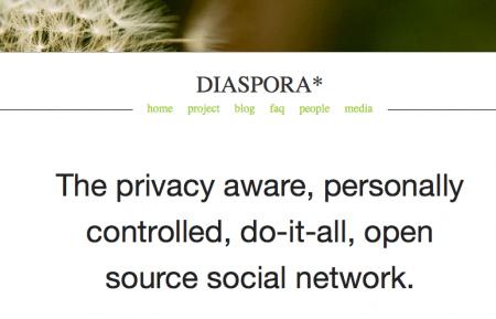 Diaspora: l'ennesimo autoproclamato Facebook killer
