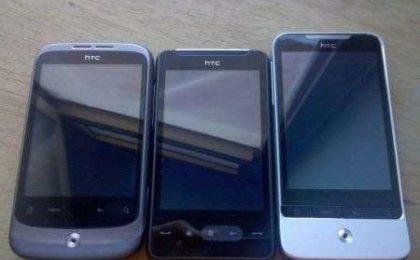 HTC Legend vs Wildfire vs HD Mini: pro&contro e le nostre prove