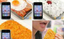 iPhone 4: le custodie alimentari dedicate ai cibi!