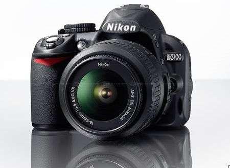 Nikon D3100, la nuova DSLR