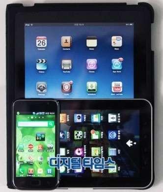 Samsung Galaxy Tab vs Apple iPad: video confronto