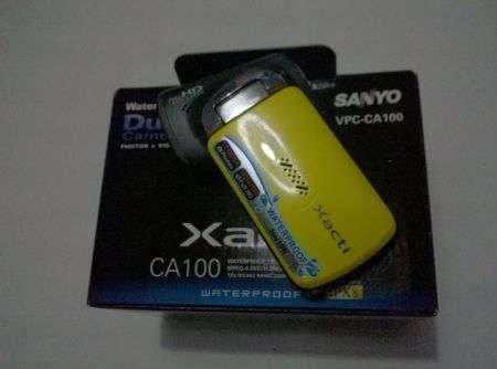 Sanyo Xacti CA100: la nostra prova della videocamera waterproof!