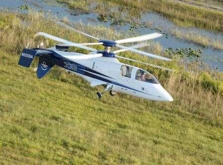 Sikorsky X2 il più veloce elicottero al mondo