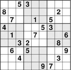 Il Sudoku più difficile al mondo (con soluzione)