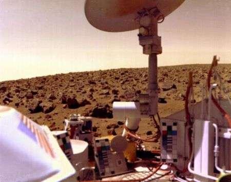 Viking 1: 35 anni fa la missione su Marte