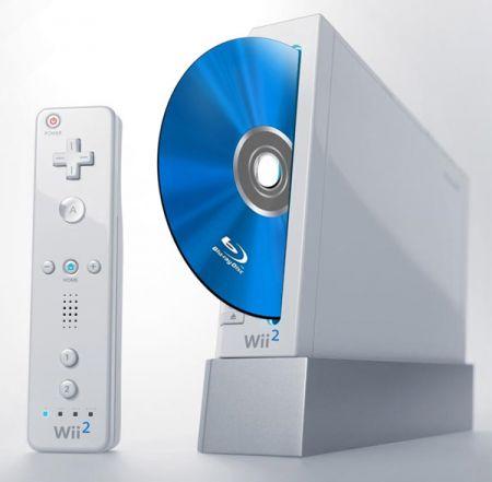 Nintendo Wii 2 con Blu Ray e HD nel 2011?