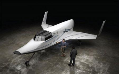 Xtraordinary Adventure: voli spaziali turistici più economici della Virgin!