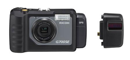Fotocamera Ricoh con GPS, Wifi e Bluetooth!