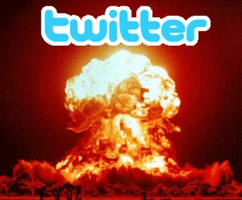 Twitter terzo Social Network al mondo, superato MySpace