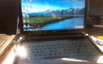 Portatile Acer con doppio schermo tattile!