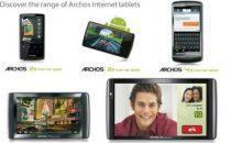 Archos sforna cinque Tablet con Android!