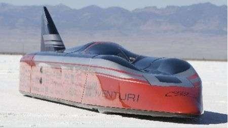 La più veloce auto elettrica al mondo