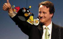 Primo ministro inglese grande fan di Angry Birds