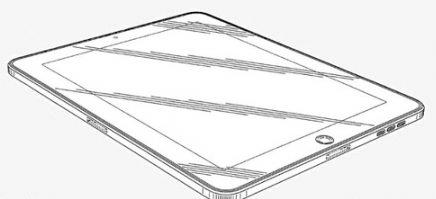 iPad nuovo design con dock orizzontale?