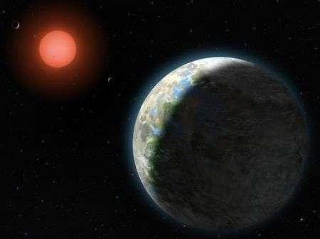 La nuova Terra: ecco il pianeta Gliese 581g