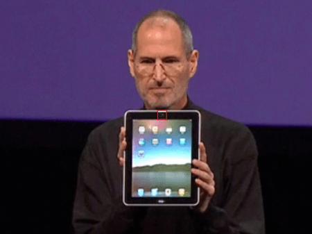 iPad con fotocamera: uscirà davvero?