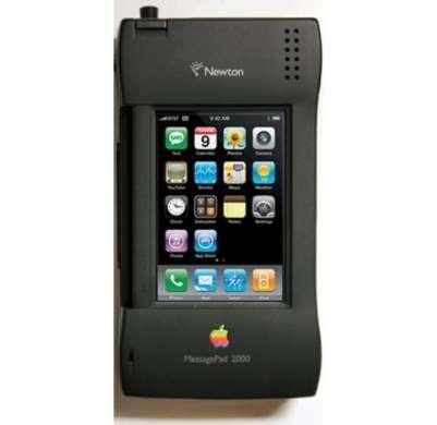 iPhone 4 diventa Newton: il win incontra il fail!