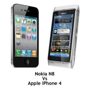 iPhone 4 vs Nokia N8 scontro tra super smartphone