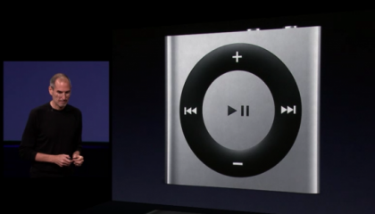 Il nuovo iPod Shuffle