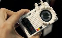 Le fotocamere Pentax in stile LEGO, spettacolari